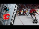 03/17/18 Condensed Game: Sharks @ Flames
