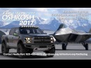 One of a Kind Ford 'F 22 Raptor' F 150 Truck Auctioned to Support EAA Youth Education Work