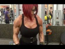 IRON GIRL / Bulked Body / Azaria Glaim