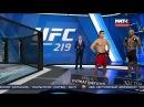 Анонс боя Хабиб Нурмагомедов Барбоза UFC 219 на Матч ТВ
