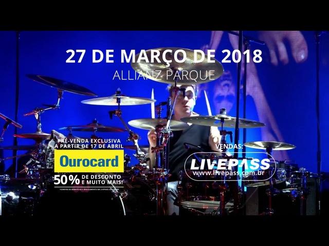 Depeche Mode - Brasil 2018