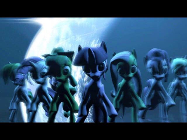 UpTown Funk Dance [SFM Ponies Animation short]