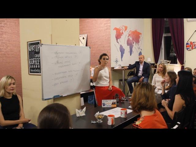 Анастасия Долганова - Мир нарциссической жертвы, Часть 3