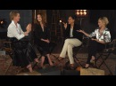 Cynthia Nixon, Tracee Ellis Ross, Kristen Bell & Michelle Monaghan Debate Women In TV