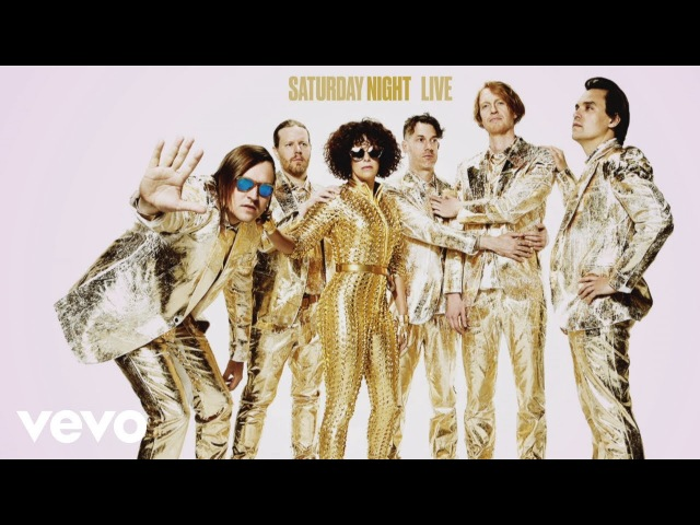 Arcade Fire - Creature Comfort (Live on SNL)