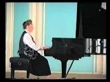 В.А.Моцарт Соната Си бемоль мажор Татьяна Смирнова (ф-но)