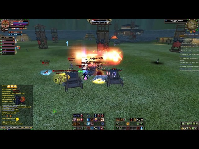 GvG SPQR vs Raptors on pwclassic 1.3.6 by KitKat