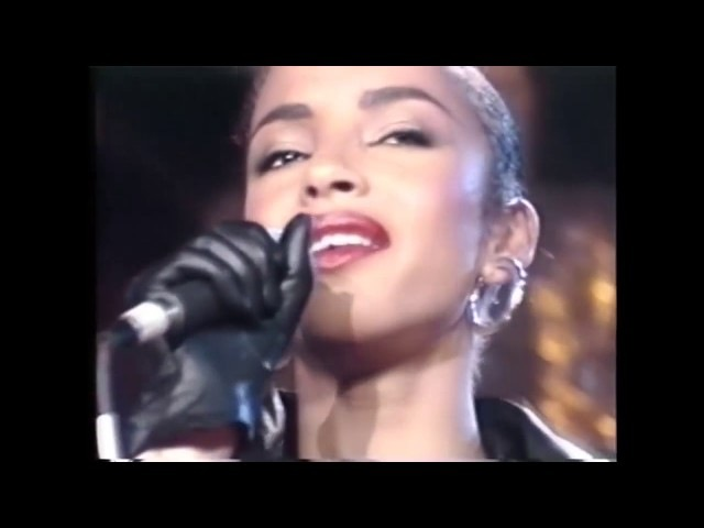 Sade Adu 1984 Live Montreux Eq