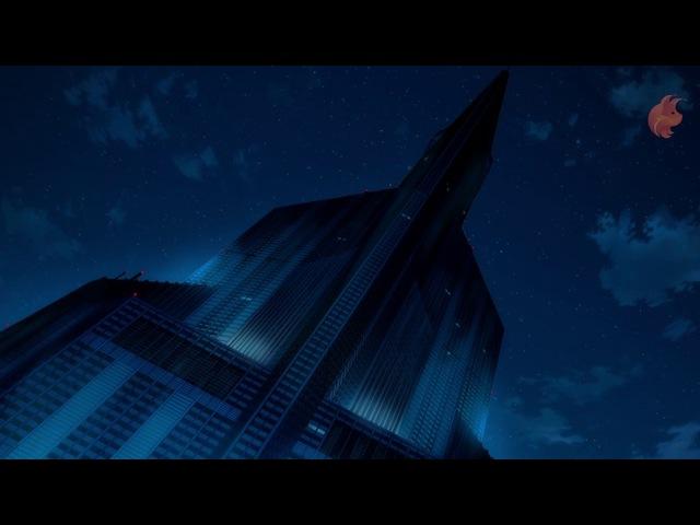 10 серия - Война Двенадцати/Juuni Taisen, русские субтитры AniTime