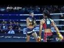 Yolanda Schmidt VS Plyfah Sor Nittaya Women's Fight Muaythai World Championship 2017