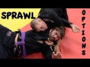 Sprawl: 1/4 Nelson, Guillotine Choke and Rolling Loop Choke with Professor Mark Sausser, Norfolk, VA