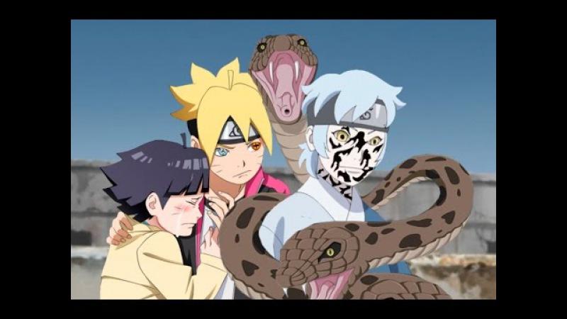 Boruto Naruto Next Generations「AMV」 The Fire