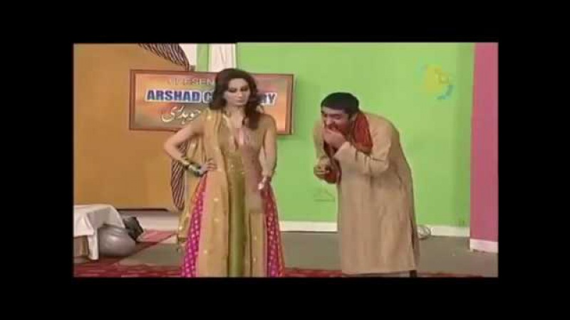 Zafri Khan - Deedar - Sajjan Abbas - Nasir Chinyoti New Pakistani Stage Drama Full