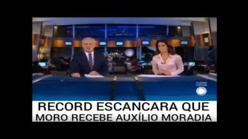 Moro É Denunciado Pela A Grande Mídia Televisa E Globo Não Consegue Mais Protegê-Lo