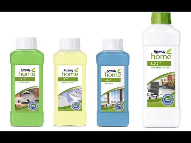 L O C ™ Многофункциональное чистящее средство Amway