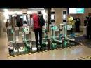 Авиакомпания США вводит биометрические рамки в аэропортах Америки