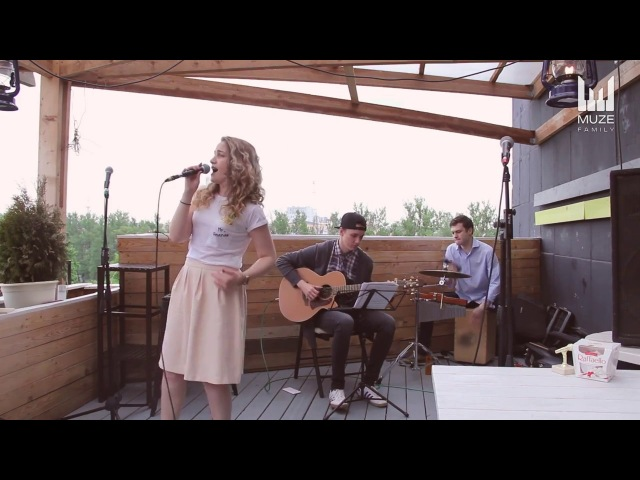 Елена Прокапчук — Chained to the Rhythm (Live 18.06.2017 Roof Acoustic Set)