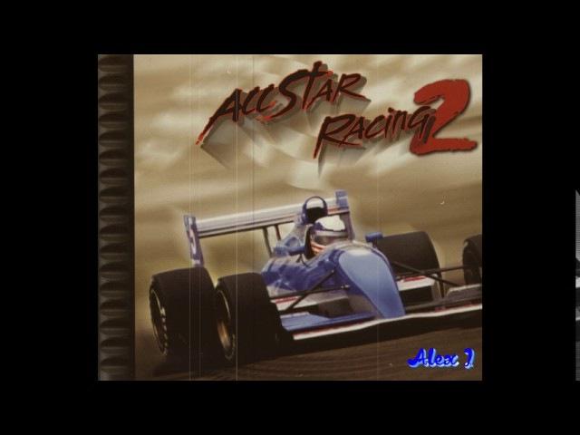 [NostalgiA] [Sony Playstation] All star racing 2 - Full Original Sound