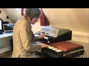 Love Street - The Doors - Vox Continental Fender Rhodes Piano Bass