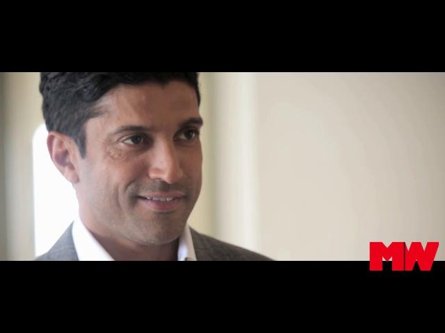 Farhan Akhtar for Man's World India Magazine - September 2017