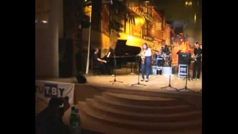 Jazz Time 2012 Jersey