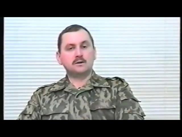 Новогодняя ночь 81 МСП ,1994 - 1995 год в Чечне.Самое пекло. (автор фильма Владимир Саве...