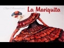 How to Draw La Mariquita Speed Drawing watercolor