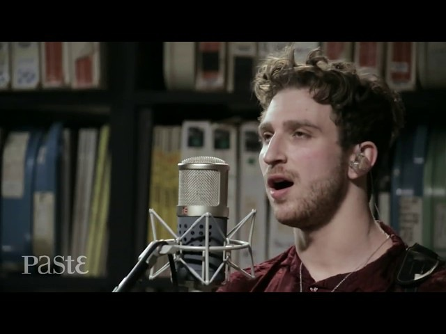 Two Feet live at Paste Studio NYC