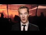 War Horse Benedict Cumberbatch and Tom Hiddleston interview (Sherlock Holmes)