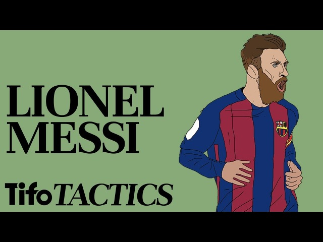 Lionel Messi in the new Barcelona | Tactical Profile
