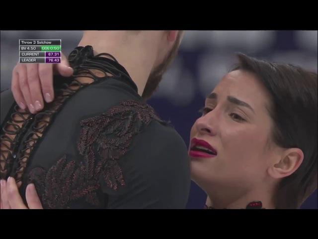 EC2018 Ksenia STOLBOVA / Fedor KLIMOV FS