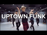 Uptown Funk - Mark Ronson ft. Bruno Mars Junsun Yoo Choreography