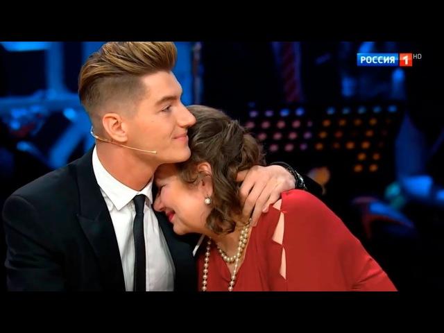Алексей Воробьев - Самая красивая Мама в программе Привет, Андрей! к 8 марта