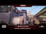 StarSeries i-League S4  Gambit vs Na`Vi  HObbit 1vs3 hold