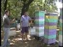 Если бы не многокорпусные ульи я бы бросил пчеловодство Савельев Владимир Иванович