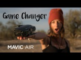 DJI MAVIC AIR REVIEW - Best Drone For Travel?