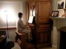 Shari plays House Organ