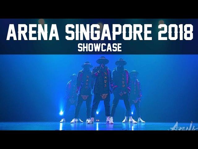 KINJAZ Whiskey Drip | ARENA SINGAPORE 2018