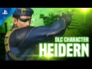 The King of Fighters XIV - Heidern Trailer | PS4