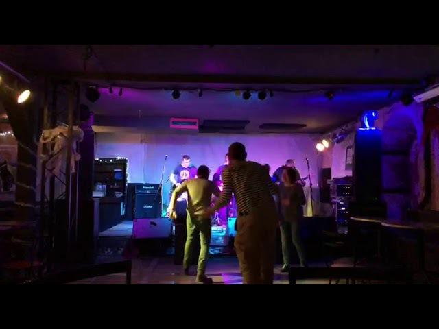 Tak i Da HellBus Live at MoreMusicClub Odessa