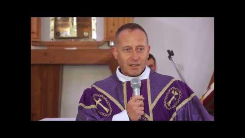 Ks Dominik Chmielewski Duch Święty zresetował im pamięć