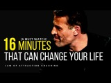 TONY ROBBINS &amp LES BROWN 16 Minutes That Can Change Your Life (MOTIVATIONAL VIDEO)