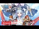 ファンタシースターオンライン2クラウド [Nintendo Direct 2017.9.14]
