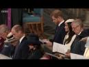 12.03.2018 - День Содружества Наций - служба в Вестминстерском Аббатстве
