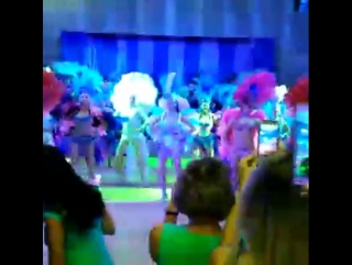 бразильский карнавал от шоу-балета EXOTIC