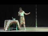 Анна Яковлева - Первая песня Бабы Яги ( музыкальная сказка