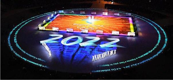 Китай начал готовить стадионы и инфраструктуру к зимней Олимпиаде 2022
