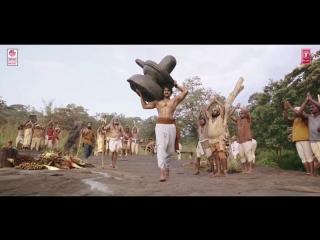 Sivuni Aana Full Video Song -- Baahubali (Telugu) -- Prabhas, Rana, Anushka, Tamannaah -- Bahubali