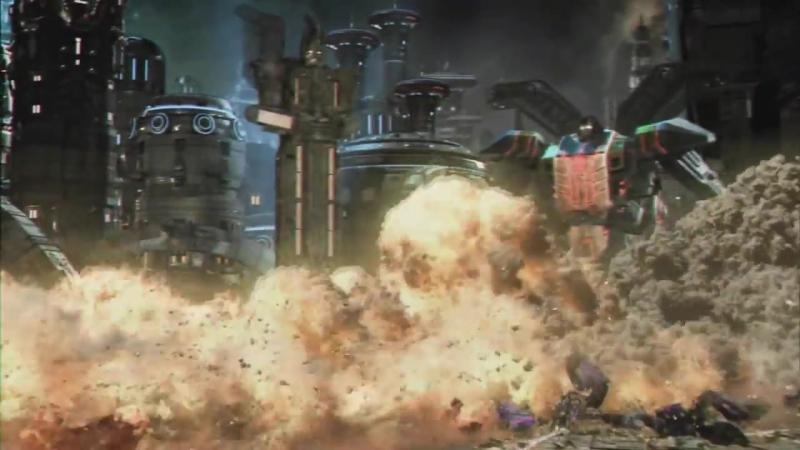 Трансформеры Битва за Кибертрон