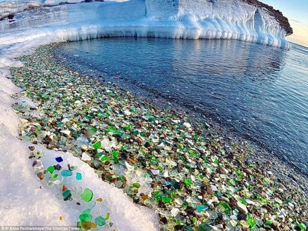 Стеклянная бухта Владивостока исчезнет в течение одного поколения